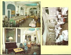 CPM, ROYAT: Hotel Richelieu, Lot De 4 Cartes Dont Vue Générale - Royat