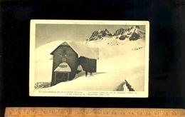 SAINT ST COLOMBAN DE VILLARDS Savoie 73 : Le Chalet Hotel Du Col Du Glandon Et Les Aiguilles De L'Argentière 1943 - France