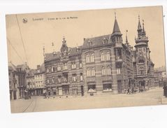 LEUVEN ENTREE DE LA RUE DE MALINES - Leuven