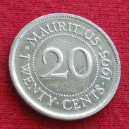 Mauritius 20 Cents 1995 KM# 53 Mauricia Maurice - Mauritius
