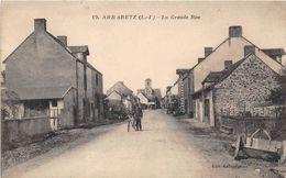 ABBARETZ - La Grande Rue - France