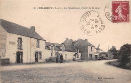 ABBARETZ - La Madeleine - Route De La Gare - France