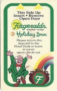 Fitzgerald's Casino - Las Vegas, NV - Hotel Room Key Card - Hotel Keycards