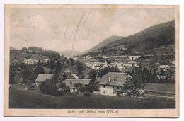 Tarvisio (Udine - Carnia ) Viaggiata 1924 - Piega - Udine