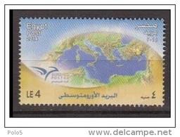 Euromed (série/set)** - Egipto