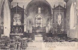 CPA N° 5 Dept 27  ROUTOT L'église Vue Interieur - Routot