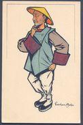 Art Nouveau - Raphael Tuck Serie 616 - Graham Hyde - 2 Postcards - Non Classificati