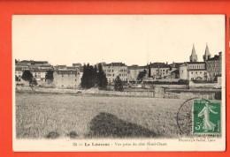 NEQ-02  Lalouvesc  La Louvesc Vue Prise Du Coté Nord-ouest. Cachet Frontal. - La Louvesc
