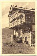 05 – AIGUILLES-EN-QUEYRAS : Type De Maison Ancienne Du Haut-Queyras - Francia