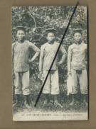 CPA- Asie -Viêt Nam - Cap Saint Jacques - Linhs - Auxilliaires D'Artillerie - Viêt-Nam