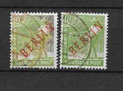 LOTE 1368   ///   ALEMANIA BERLIN 1948    YVERT Nº:  4  USED - [5] Berlin