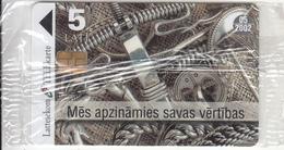 LATVIA - Jewellery, 08/00, Mint - Latvia