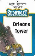 Showboat Casino - Atlantic City, NJ - Hotel Room Key Card - Hotel Keycards