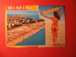 CARTOLINA   RIMINI    - D 152 - Pin-Ups