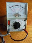 Occasion - Ancien Multimètre à Piles HUNG CHANG HM 102R - Sciences & Technique