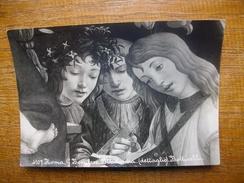 Italie , Roma , G.borghese, Madonna (dettaglio ) Botticelli - Autres