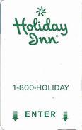 Holiday Inn - Hotel Room Key Card - Hotel Keycards