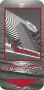 Tropicana Casino - Atlantic City, NJ - Narrow Hotel Room Key Card - Hotel Keycards