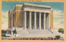 Arkansas Little Rock Joseph T Robinson Memorial Auditorium
