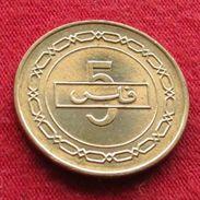 Bahrain 5 Fils 2005 Bahrein UNCºº - Bahrain