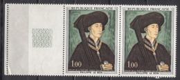 FRANCE 1969 - PAIRE Y.T. N° 1587  - NEUFS** /B65 - Ungebraucht