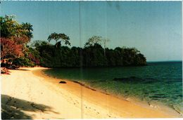 GUINE BISSAU - BIJAGOS ARCHIPEL - Guinee Portugaise - Pointe Ancusso Acaja Plage - Guinea-Bissau