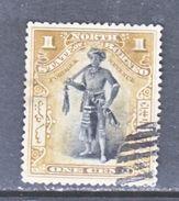 NORTH  BORNEO  79   (o) - North Borneo (...-1963)