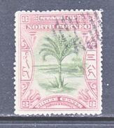 NORTH  BORNEO  82   (o) - North Borneo (...-1963)
