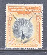 NORTH  BORNEO  83   (o) - North Borneo (...-1963)
