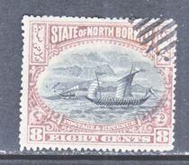 NORTH  BORNEO  85   (o) - North Borneo (...-1963)