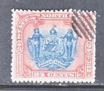 NORTH  BORNEO  88   (o) - North Borneo (...-1963)