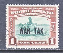 NORTH  BORNEO  MR 1    (o) - North Borneo (...-1963)