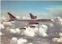 Boing 747 Air France - 1946-....: Moderne