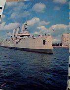 NAVE WARSHIP CORAZZATA AURORA RIVOLUZIONE RUSSA MUSEO N1975 GH16983 Formmato XXL 18X14 - Guerra