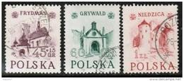 PL 1952 MI 767-69 USED - Used Stamps