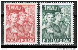 PL 1952 MI 736-37 - 1944-.... Republic