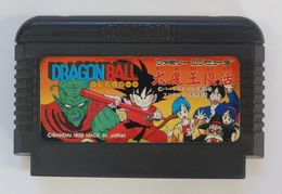Famicom Japan : Dragon Ball Dai Maou Fukkatsu BA-DB2 - Electronic Games