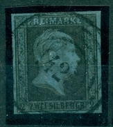 Preussen. König Friedrich Wilhelm IV., Nr. 3 Stempel 1425 - Preussen
