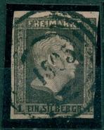 Preussen. König Friedrich Wilhelm IV., Nr. 2 Stempel 1505 - Preussen