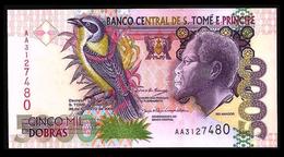 # # # Banknote Tome Und Principe 5.000 Dobras 1998/2013 # # # - São Tomé U. Príncipe