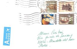 LETTERA X ITALIA - Lettres & Documents