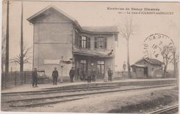 54 - LA GARE D'EULMONT-AGINCOURT - Autres Communes