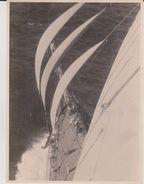 +- 23* 18 CM  REAL PHOTOGRAPH BOAT BARCO  BOAT Voilier  Velero  Sailboat - Barche