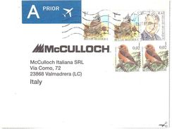 LETTERA X ITALIA - Briefe U. Dokumente
