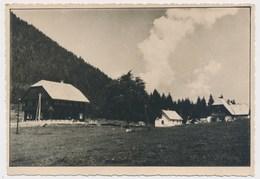 PODKORENSKO SEDLO, Drzavna Meja, Podkoren SLOVENIA , Old Photo Postcard - Slovenia