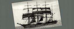 ALMENDRAL   +- 14* 8.5 CM  REAL PHOTOGRAPH BOAT BARCO  BOAT Voilier  Velero  Sailboat - Barche