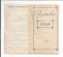 AGENDA 1918 - Calendriers