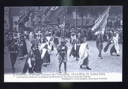TOURNAI DEFILE 1913 - Belgique