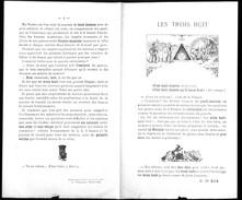 Histoire Du Travail. Brochure Illustrée Contre La Journée De 8 Heures, Vers 1890 - Documents Historiques