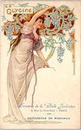 ILLUSTRATEUR -- Non Signée - Glycine - Before 1900